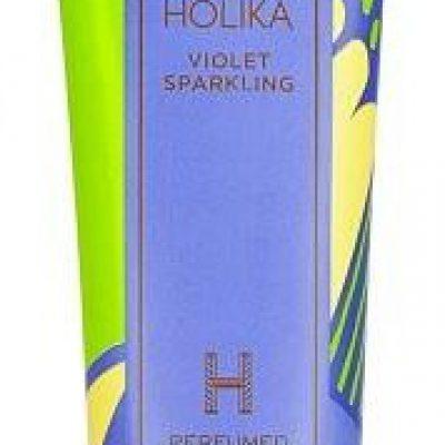 Holika Violet Sparkling Perfumed Hand Cream nawilżajacy krem do rąk Cytryna 30ml