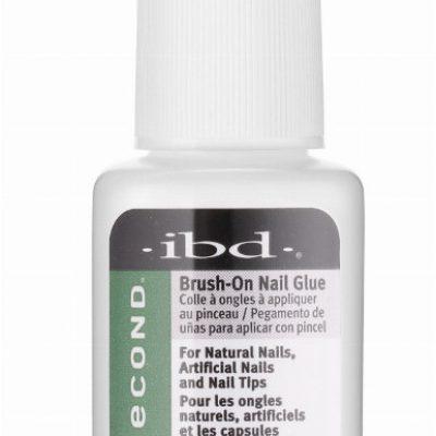 IBD Brush-On Nail Glue - Klej do tipsów z pędzelkiem ARDKDT6G