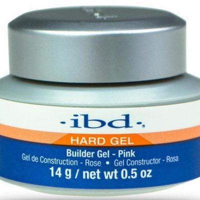 IBD Builder Gel Żel budujący do paznokci Pink 14g