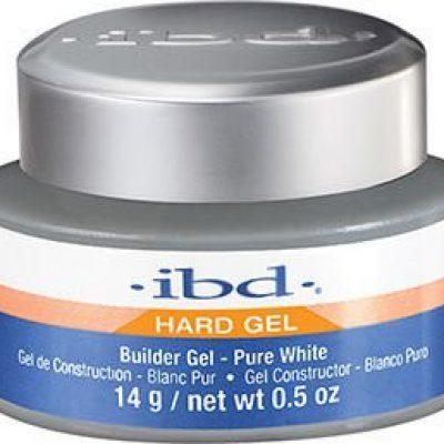 IBD Builder Pure White 14g - Żel czysto biały
