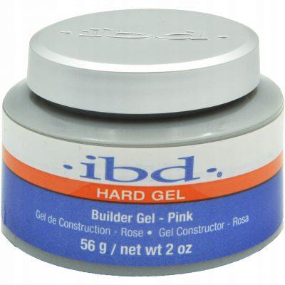 IBD HARD Builder Gel - Pink - 56 g