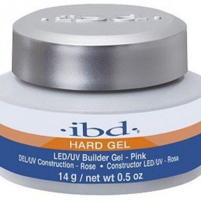 IBD Hard Gel LED/UV Builder Gel-Pink Żel Budujący Różowy 14g