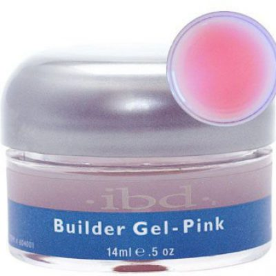 IBD IBD Beauty żel IBD - Builder Gel - Pink - 14 g