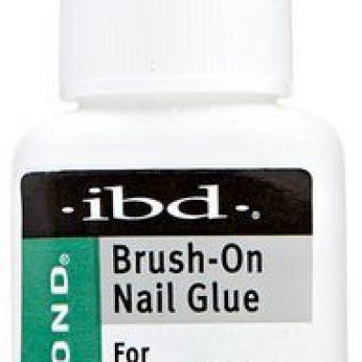 IBD Klej do tipsów Brush on nail Glue 6g