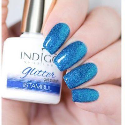 Indigo Indigo Istambul Glitter Gel Polish 7ml INDI8533