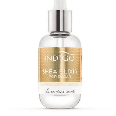 INDIGO Oliwka do skórek Pop Sugar - Shea Elixir 8ml