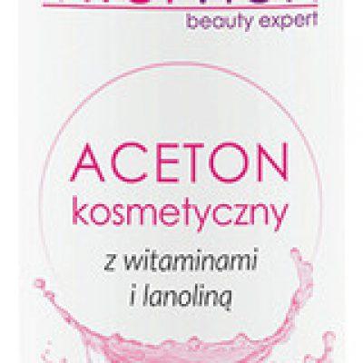 Inter-vion Inter-vion Cosmetic Acetone aceton kosmetyczny do paznokci 150ml