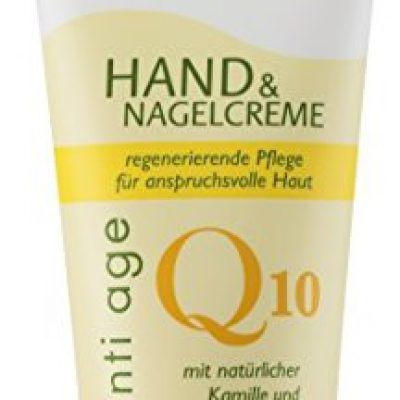 Kamill krem do rąk i paznokci Anti-AGE z Q10, 5er Pack (5 X 75 ML) 024305