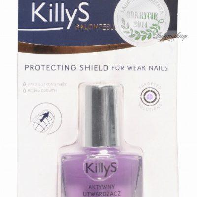 Killys Inter-Vion ACTIVE NAIL HARDENER - Aktywny utwardzacz - baza do paznokci - 801 KIV638018