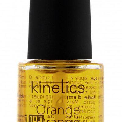 KINETICS Cuticle Oil - Orange - Pomarańczowy olejek do skórek i paznokci