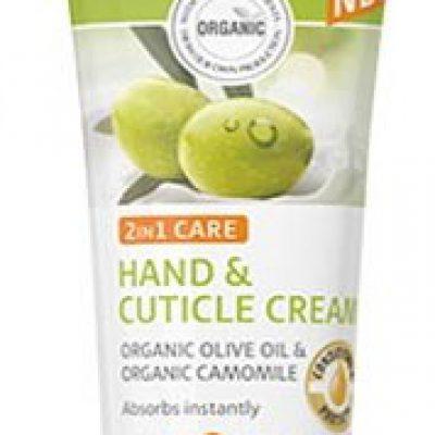 Lavera Krem do rąk i skórek z bio-oliwą z oliwek i rumiankiem 75ml