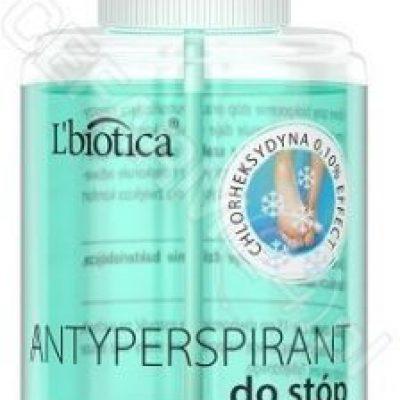 Lbiotica antyperspirant do stóp spray 150 ml