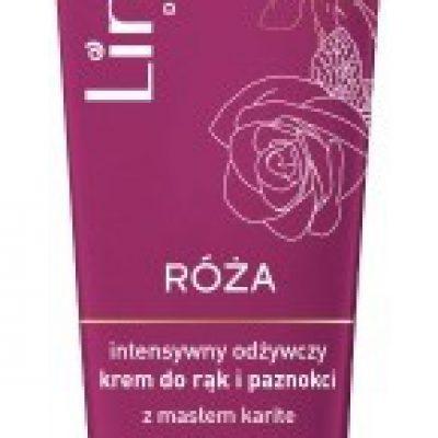 Lirene Intensywny odżywczy krem różany z masłem karite 75ml