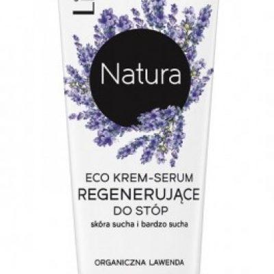Lirene Lirene Natura Eco krem-serum regenerujący do stóp Organiczna Lawenda 75ml LIR NAT-011