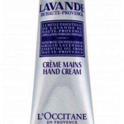 LOccitane Lavender krem do rąk 30 ml dla kobiet