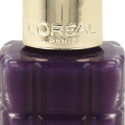 Loreal Color Riche L'Huile Nail Lacquer Lakier Do Paznokci 334 Violet Denuit 30120693