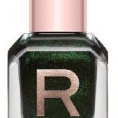Makeup Revolution High Gloss dobrze kryjący lakier do paznokci z wysokim połyskiem odcień Poison 10ml