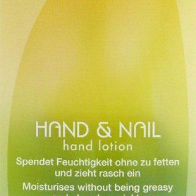 MARTINA GEBHARDT Naturkosmetik HAND & NAIL Emulsja do pielęgnacji dłoni i paznokci 2 ml 63099