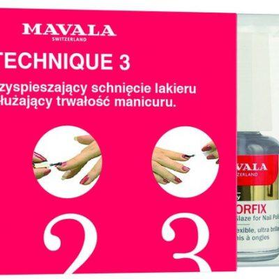 Mavala Mavala Bazy do paznokci 1 2 3 Manicure Zestaw do paznokci