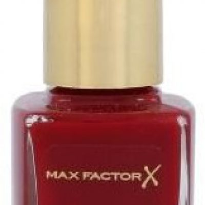 Max Factor Gel Shine Lacquer 11ml W Lakier do paznokci 50 Radiant Ruby 50072
