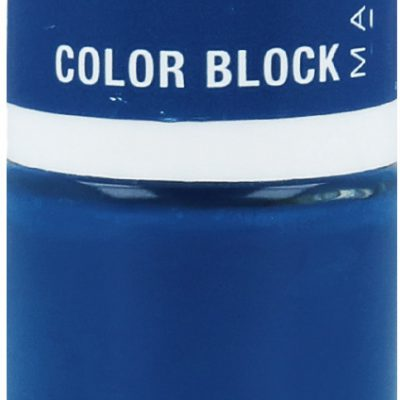 Maybelline Color Show Seria Color Block Lakier Do Paznokci 487 Blue Blocks 30142978