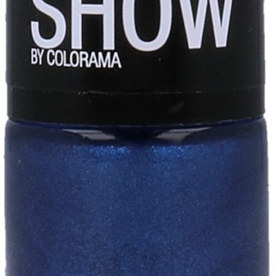 Maybelline Color Show Seria Colorama Lakier Do Paznokci 661 Ocean Blue 30097018