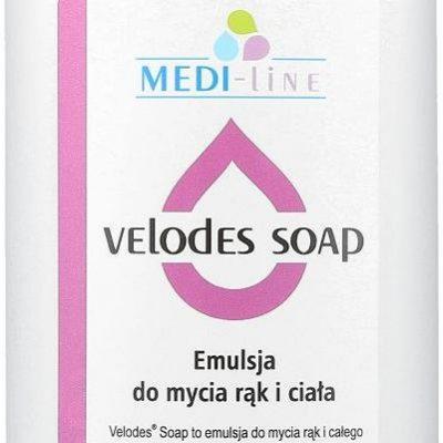 Medisept Medisept, Medi-line, emulsja do mycia rąk i ciała, 500 ml