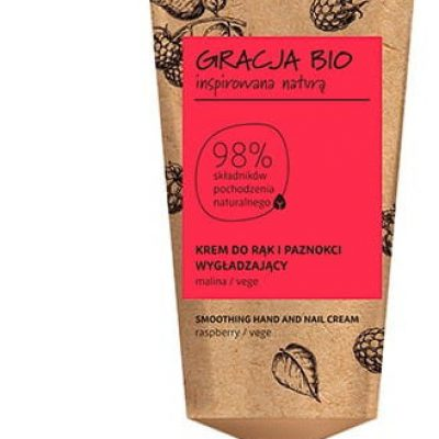 Miraculum Gracja BIO Krem do rąk - Malina 50ml