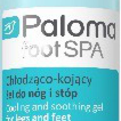 Miraculum Paloma Foot Spa Chłodząco-kojący żel do nóg i stóp