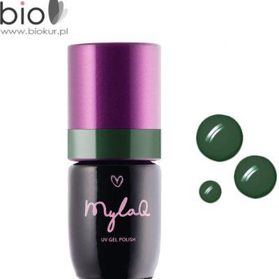 MyLaq Lakier Hybrydowy MylaQ My Green Moss 5 ml Jesień 2019 M116