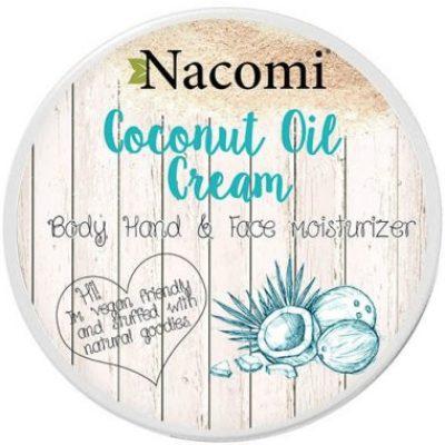 Nacomi Kokosowy krem do ciała - Coconut Cream Kokosowy krem do ciała - Coconut Cream