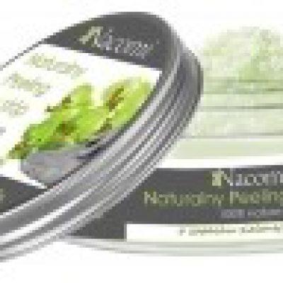 Nacomi naturalny peeling do stóp o zapachu zielonej herbaty 100ml