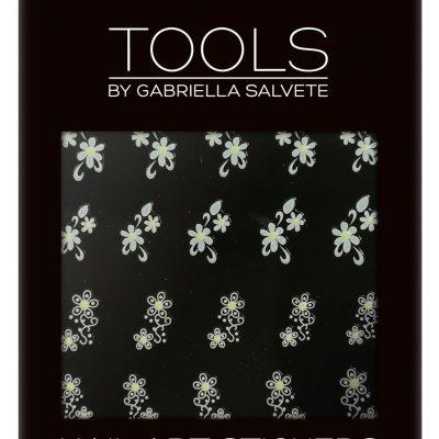 Nail Art Gabriella Salvete Gabriella Salvete TOOLS Stickers 1 szt Pielęgnacja paznokci 06