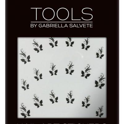 Nail Art Gabriella Salvete Gabriella Salvete TOOLS Stickers 1 szt Pielęgnacja paznokci 08