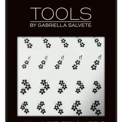 Nail Art Gabriella Salvete Gabriella Salvete TOOLS Stickers 1 szt Pielęgnacja paznokci 09