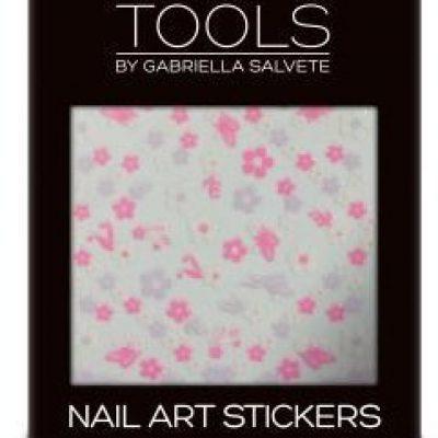 Nail Art Gabriella Salvete Gabriella Salvete TOOLS Stickers 1 szt Pielęgnacja paznokci 10