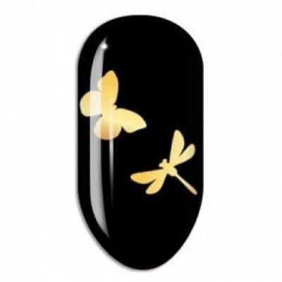 Nail Art Mollon Pro Stikers Mollon Pro F072G naklejki do zdobienia