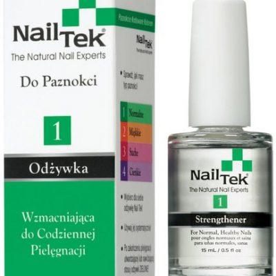 Nail Tek 1 Maintenance Plus Odżywka wzmacniająca do paznokci