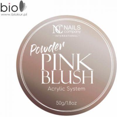 Nails Company Acryl Akryl szybkoschnący Pink Blush 50 g