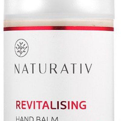 Naturativ Revitalising Hand Balm 100 ml Rewitalizujący balsam do rąk Naturativ