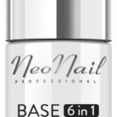 Neonail Base 6in1 Silk Protein Proteinowa baza 7,2ml 38917-uniw
