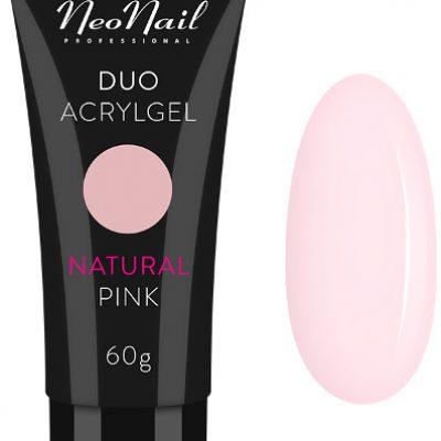 Neonail Duo Acrylgel NATURAL PINK 60 g 6103-3