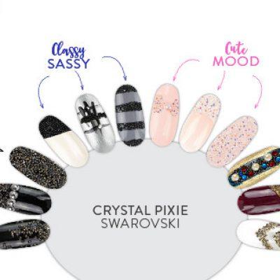 Neonail Kryształki Swarovskiego PIXIE Classy Sassy - 5137