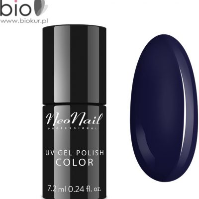Neonail Lakier Hybrydowy NeoNail UV 7,2 ml Classy Blue 6373-7