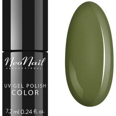 Neonail Lakier Hybrydowy UV 7,2 ml - Unripe Olives 6371-7