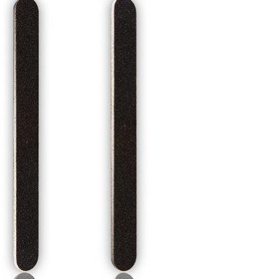 Neonail Pilnik czarny prosty 80/80 1190
