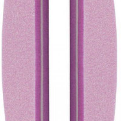 Neonail Polerka łódka 100/180 - różowa