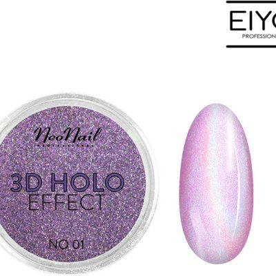 Neonail Pyłek 3D Holo Effect 01 2 g 5329-1