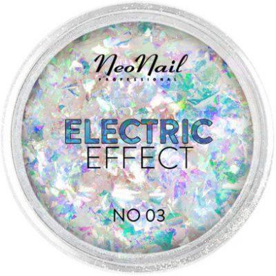 Neonail Pyłek Electric Effect 03 - 3g x5810-3
