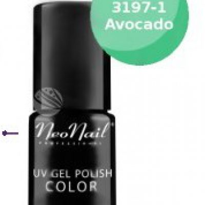 Neonail UV Gel Polish 3197-1 Avocado 6ml